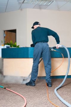 Commercial Carpet Cleaning in Sharpsburg by S&L Cleaning Services, LLC