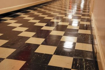 Floor Stripping and Waxing in Whitesburg by S&L Cleaning Services, LLC